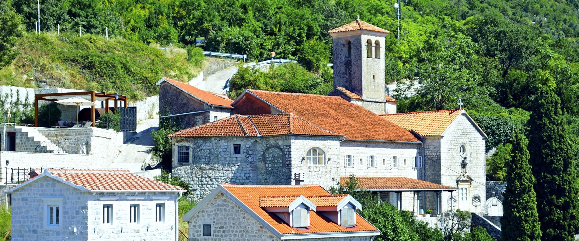 Церкви города Пераст