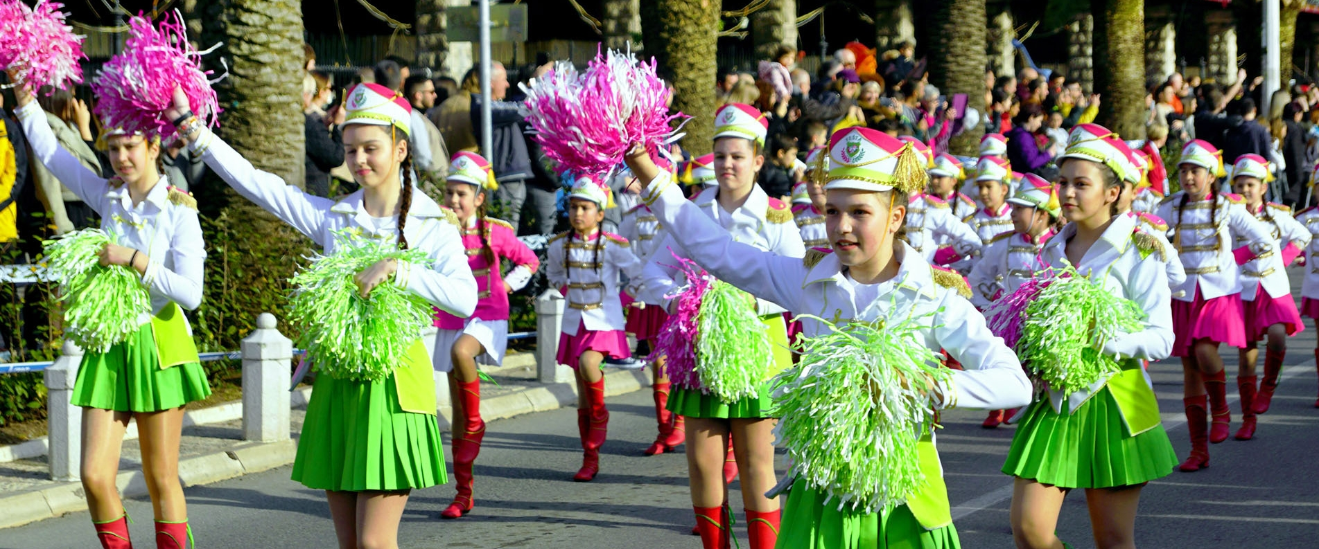 Которский зимний карнавал