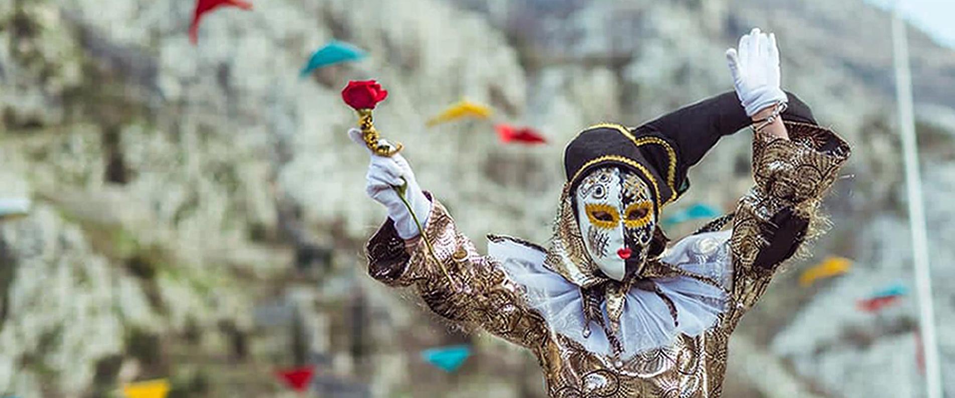 Зимний карнавал в Которе (15-23 февраля 2020 года)