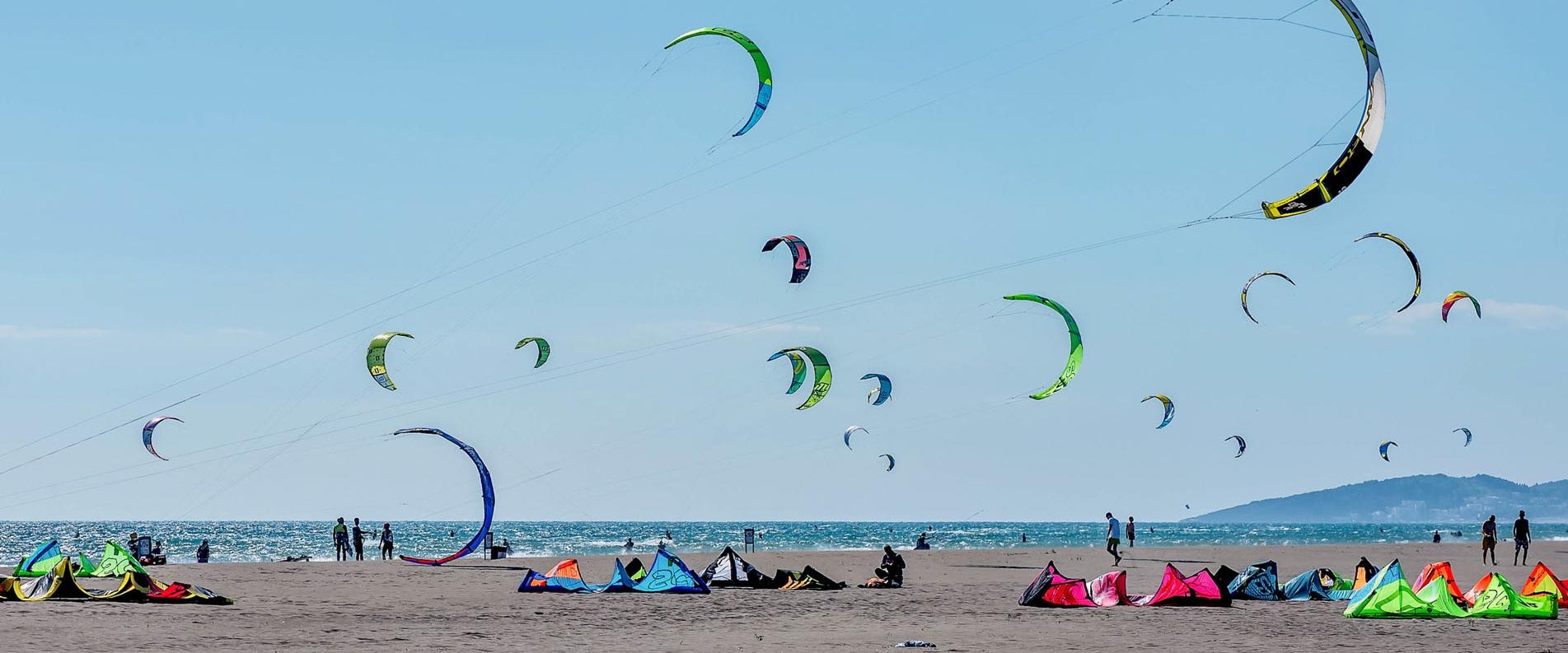 Пляжи Улциня