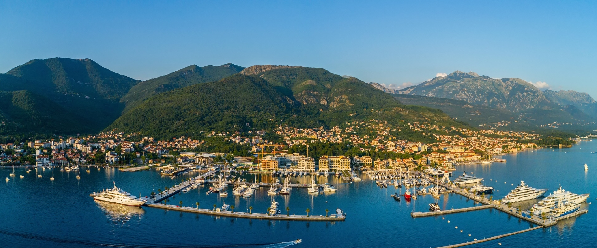Places to visit in Tivat: everything Porto Montenegro can offer and much more