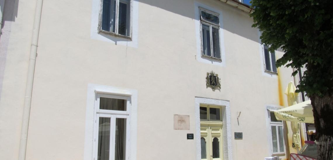 Belgijski konzulat, здание бывшего консульства Бельгии в Цетине