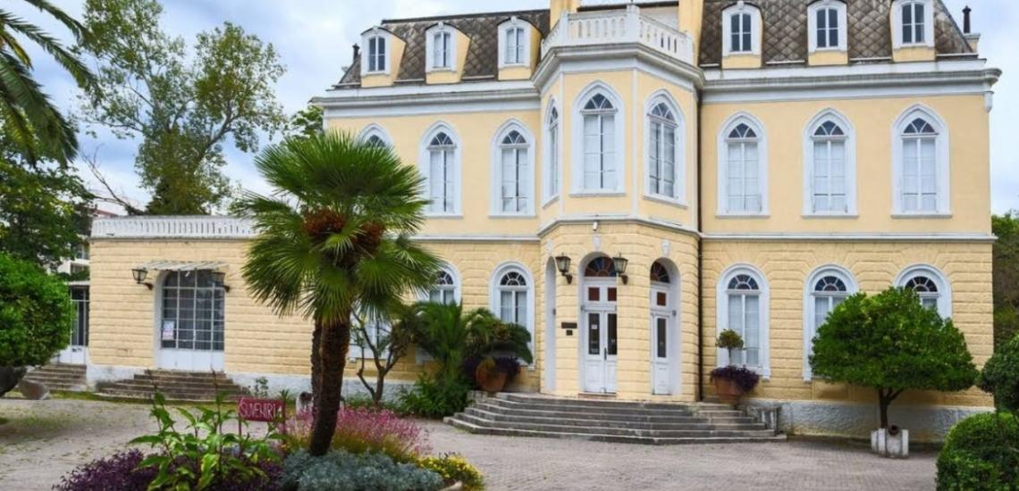 Dvorac kralja Nikole, дворец-музей короля Николы в Баре