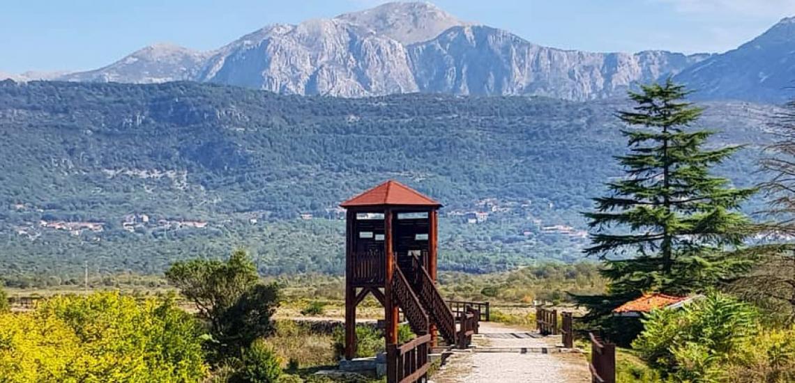 «Solila» posebni rezervat prirode, Tivat Solila bird sanctuary and resort in Tivat