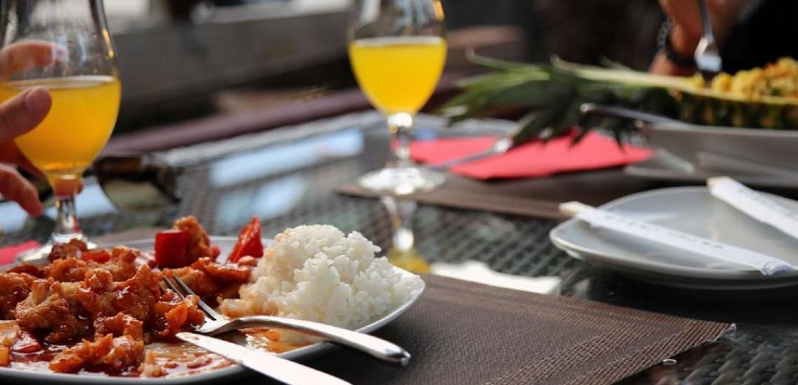 Taste of Asia Thai Restaurant, ресторан тайской кухни Taste of Asia в Будве