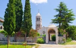 Монастырь Режевичи (Будва, Черногория)